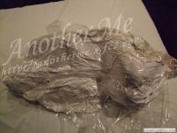 【SM】マミフィケーションに始まり、幾度となく繰り返される圧縮袋による窒息責めを個人撮影